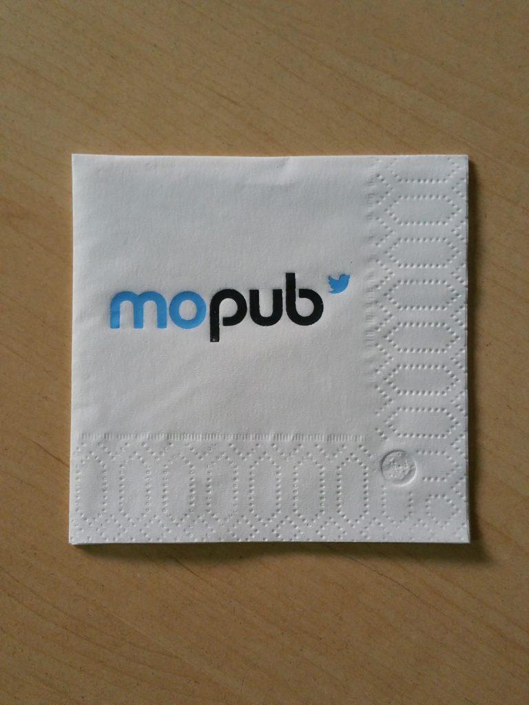 Servilleta Personalizada mopub