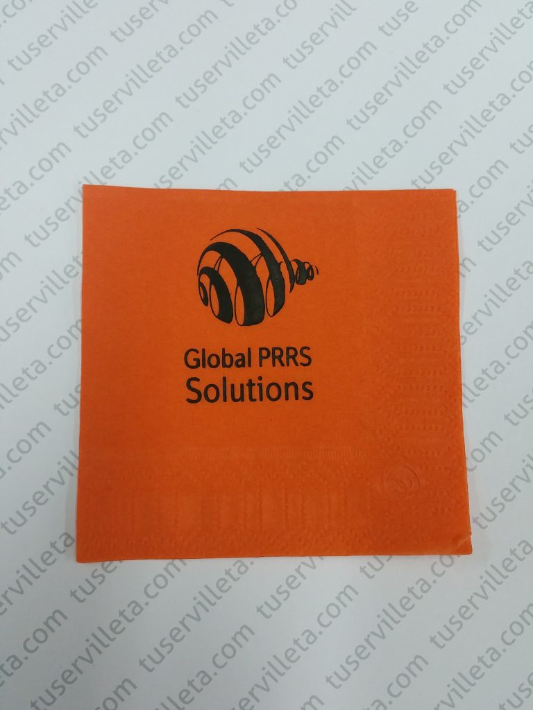 Servilleta Personalizada Global