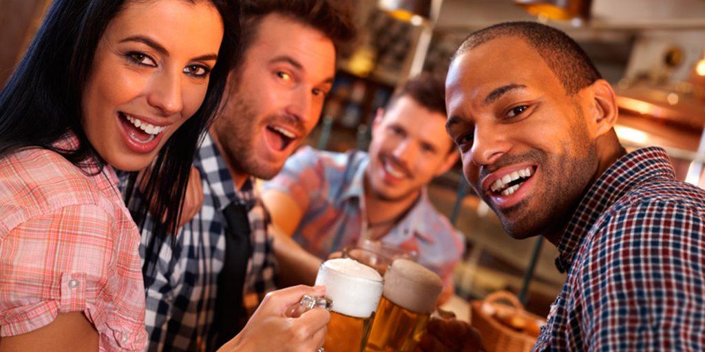 Servilletas para pub y discotecas