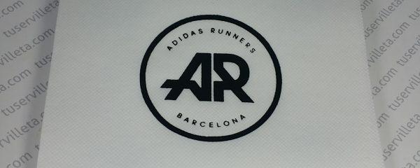 Servilletas Impresas Adidas Runners