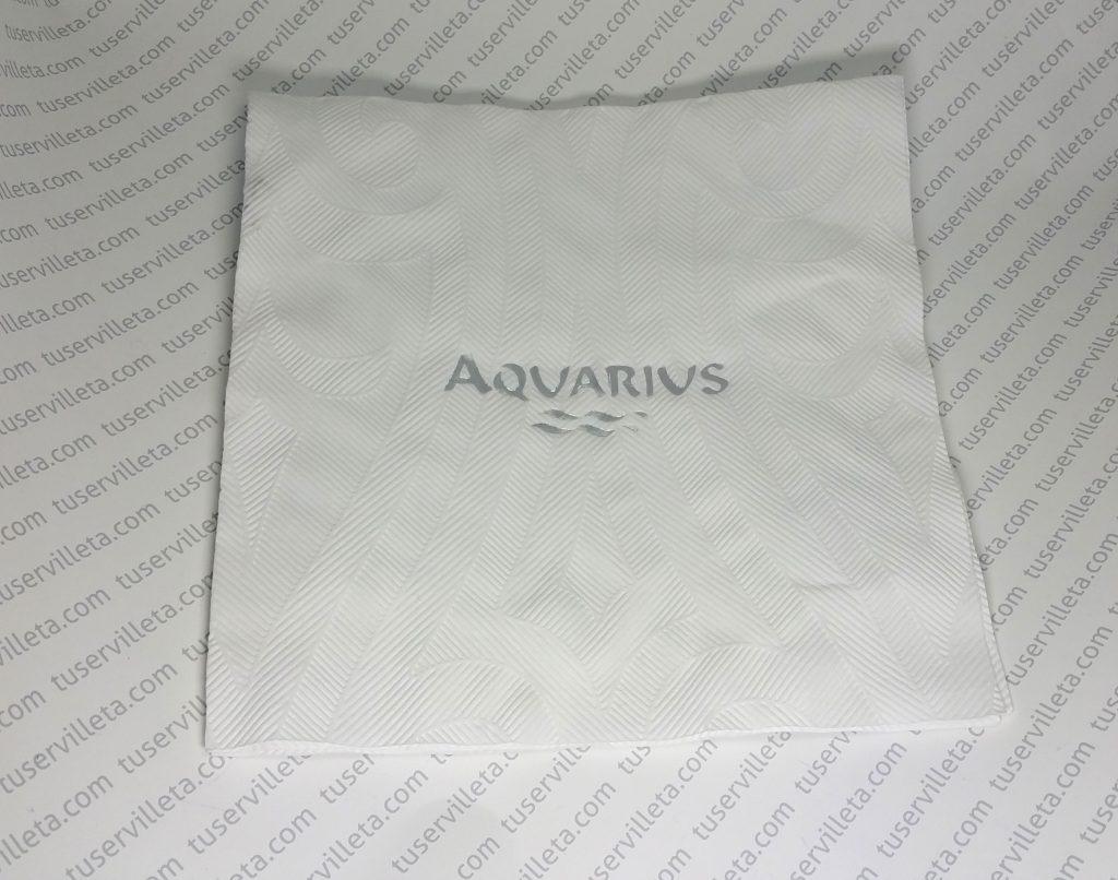 Servilletas Impresas Aquarius