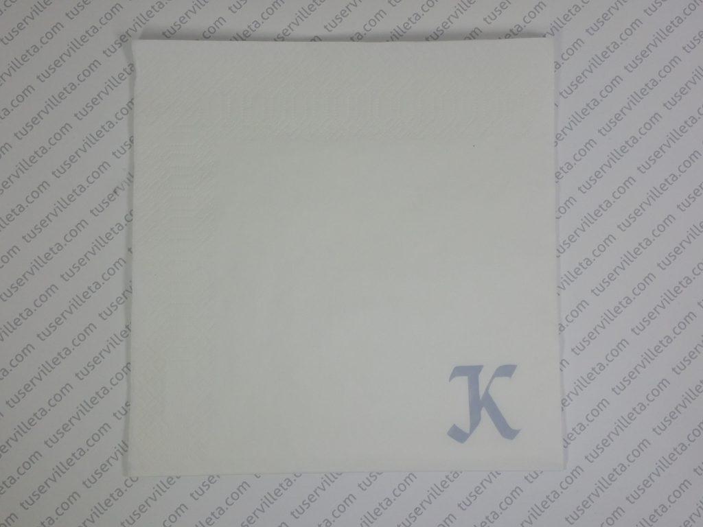 Servilletas Personalizadas K