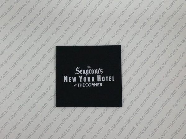 Servilletas Impresas Seagrams