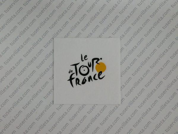 Servilletas Impresas Le Tour de France